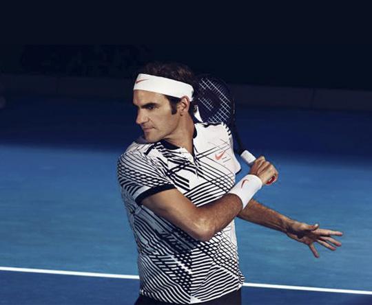Roger Federer, un ejemplo para los empresarios.